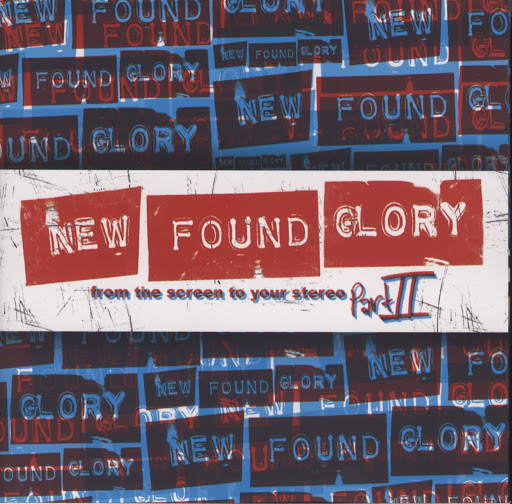 New Found Glory альбом From The Screen To Your Stereo Part II