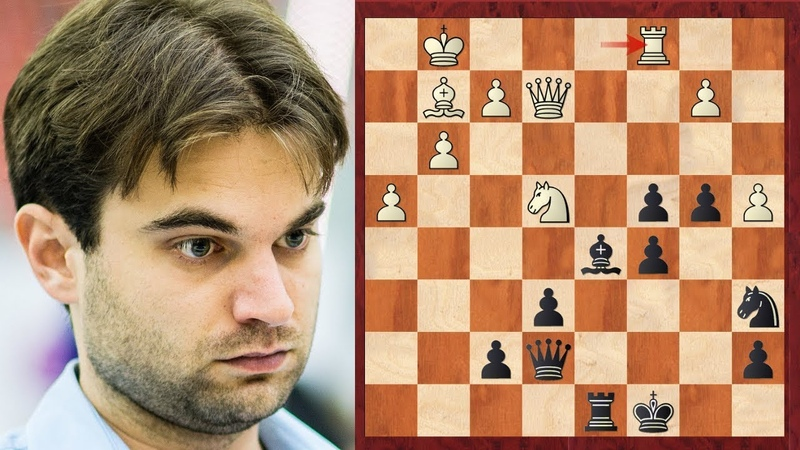 Provocative Chess! Hrant Melkumyan vs Samuel Shankland : 43rd Chess Olympiad (2018), Batumi GEO