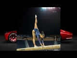 гимнастка Lauren Marinez