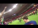 Grabación Especial jugadores Sevilla - Barça final Copa del Rey 2017/2018