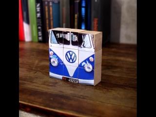 Кубики Volkswagen