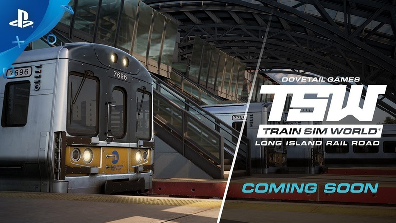 Train Sim World: Long Island Rail Road - Coming Soon | PS4