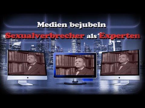 Medien bejubeln Sexualverbrecher als Experten | 18.06.2018 | www.kla.tv/12602