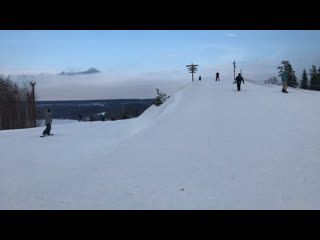 LIVE: Много снега, тепло, погода шик, катка в кайф. Записывайтесь на субботу и воскресенье.