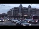 Эвакуация в ТЦ Новинский