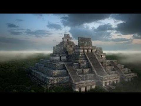 NAACHTUN - Die verborgene Stadt der Mayas - Dokumentation deutsch