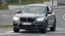 2019 BMW X3 M CONTINUOUS TESTING AT THE NÜRBURGRING