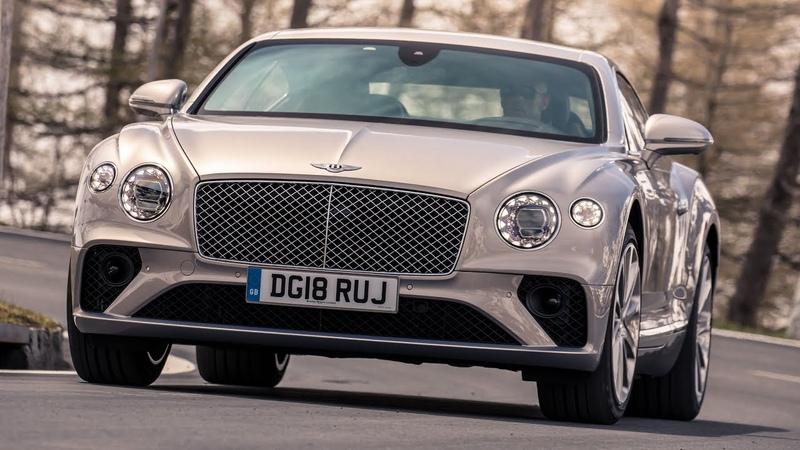2019 Bentley Continental GT - Interior Exterior and Drive