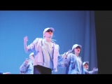 #7 - #BEONEHIPHOP - NEW SCHOOL - #BEONESHOW 2018 BY #BEONEDANCE