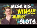 CASINO ONLINE GAMES - ALIENS SLOT - BIG WIN CASINO ONLINE BONUSES