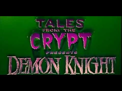 Байки из склепа: Демон ночи | Tales from the Crypt: Demon Knight | Русский трейлер | 1995