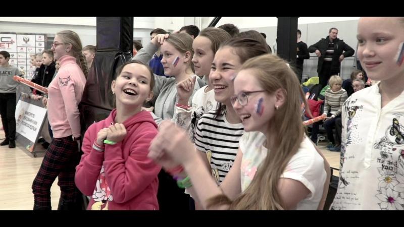 Выпуск №12. Отчетный ролик с региональных финалов Чемпионата ШБЛ