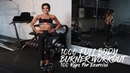 1000 Full Body Burner Workout