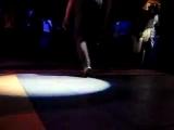 Танец про поезд предворявший выступление Surtsey 29.01.09