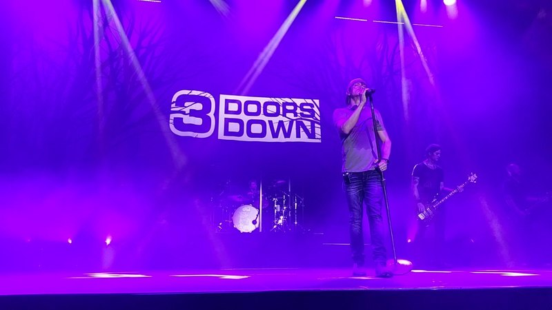 3 Doors Down - Here Without You Live Stuttgart 25.10.2016