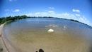 Калининград, летняя рыбалка. Озерки . Окушок и щучка на блесну Mepps и микроколебалки.