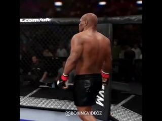 Майк Тайсон в UFC