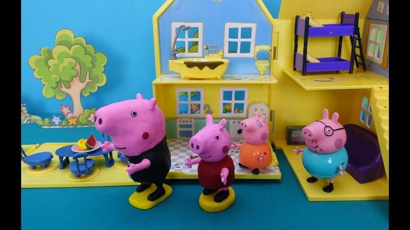 Peppa Pig in italiano. Proposta per Peppa Pig. Peppa si sta per sposare. Peppa Pig fidanzata