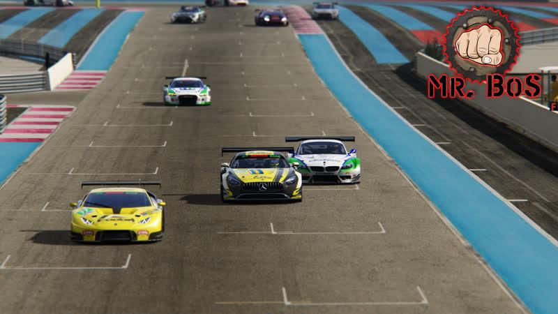 🔴Розыгрыш игры ! Автодром Laguna Seca! Гоночный уикэнд! Assetto Corsa