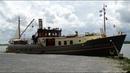 Met M S S S George Stephenson van Rotterdam naar Hellevoetsluis 2014