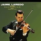 Johann Sebastian Bach альбом Laredo - Bahms Sonata No. 3 & Bach Partita No. 3