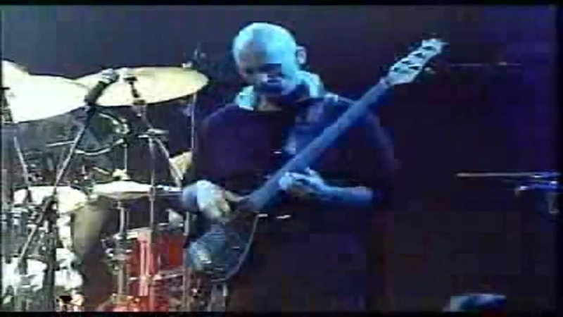 Tony Levin Band - Black Dog