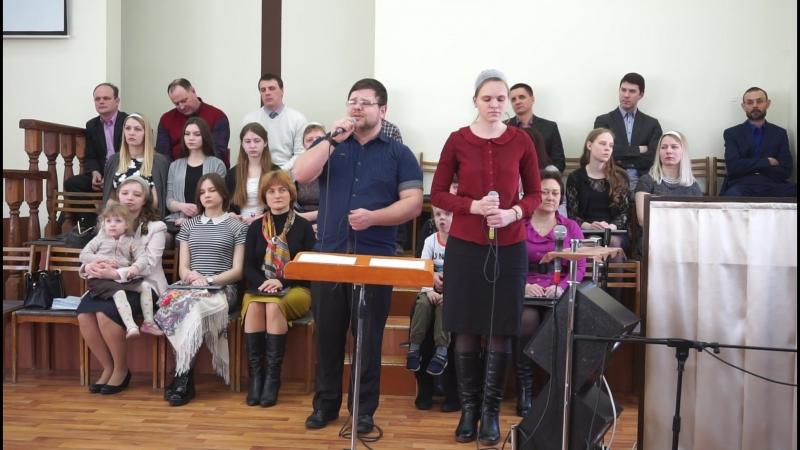 Ты моя Жемчужина Иисус - Илья и Елена Васильченковы (Вадим Плахотнюк)