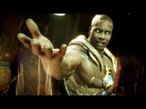 Mortal Kombat 11 All GERAS Intros So Far (Dialogues &amp Character Banter) Early Access