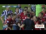 Марко Марина оттолкнул судья – экс-футболиста «Челси» как будто подстрелили