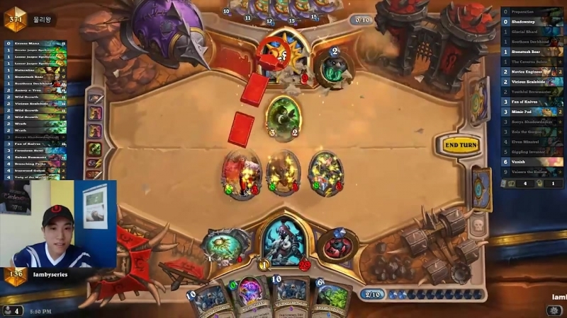 [Hearthstone Top Deck Funny Plays] HEARTHSTONE Best Daily FUNNY and WTF Moments 536!