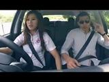 Mitsubishi L200 - Scherzo con Pilota Leona Chin