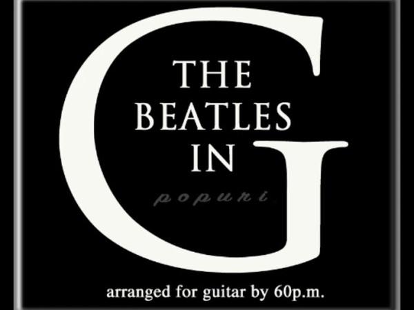 Beatles in G AKG test 2018