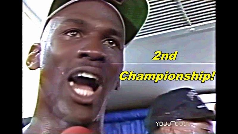 4th Quarter of Bulls vs Blazers Game 6 in 1992 Finals! Bulls Big Comeback MJ The GOAT!
