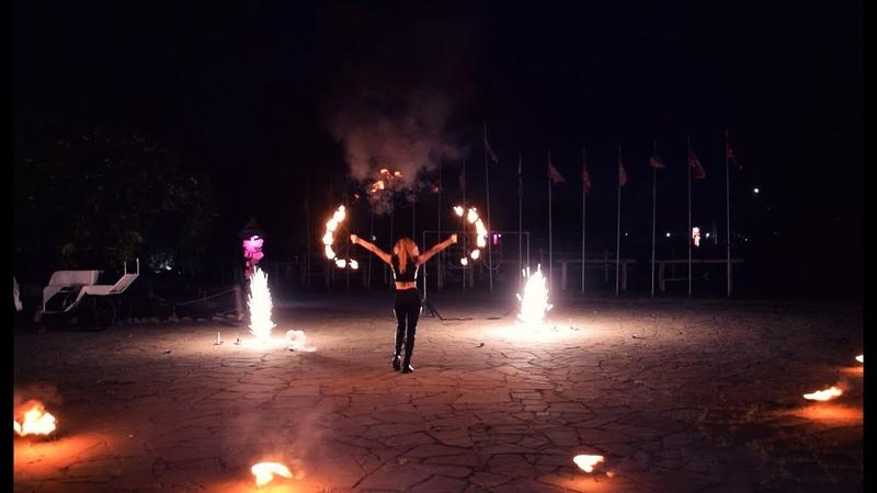 Огненное шоу Blaze | Ростов-на-Дону | GOF show