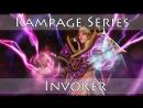 Dota 2 RAMPAGE by Arsaide Invoker