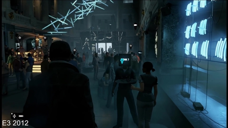 Was Watch Dogs Graphically Downgraded؟ E3 2012 vs PC Ultra Comparison