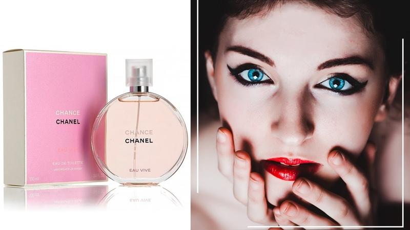 Chanel Chance Eau Vive Шанель Шанс Виве обзоры и отзывы о духах