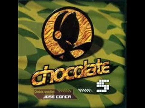 CHOCOLATE DJ JOSE CONCA