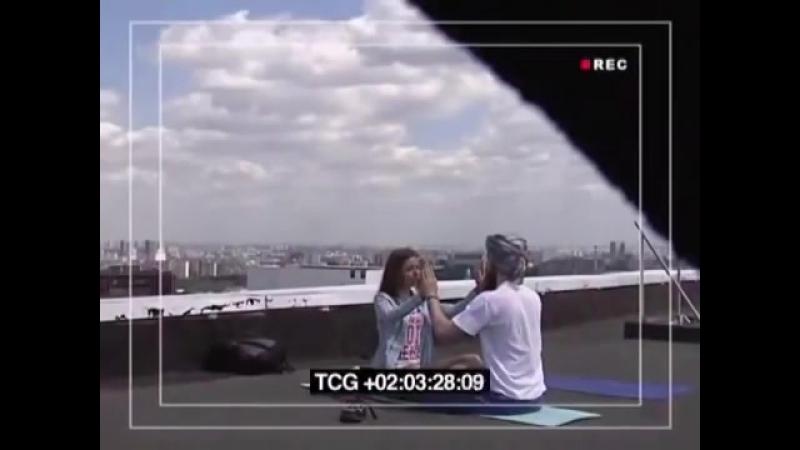 Йога На Крыше Соблазны с Машей Малиновской Настоящий тантрик