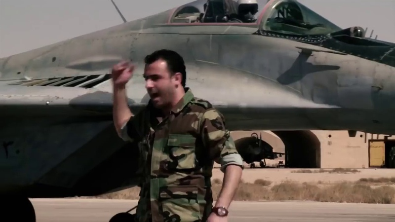 Syrian Air Force, Air Eagle, heroic combat
