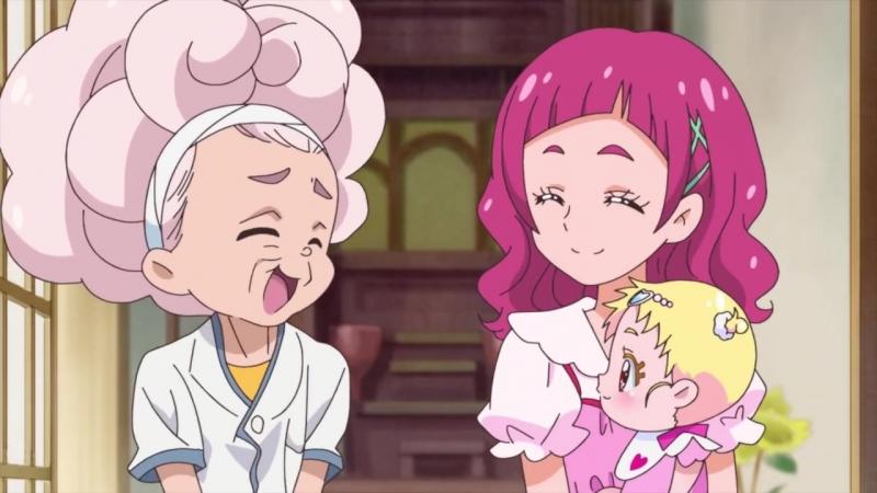 HUGっと!プリキュア 第29話予告 「ここで決めるよ!おばあちゃんの気合のレシピ!」