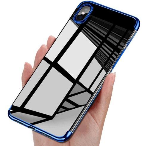Мягкие тонкие чехлы Floveme для разных моделей iPhone