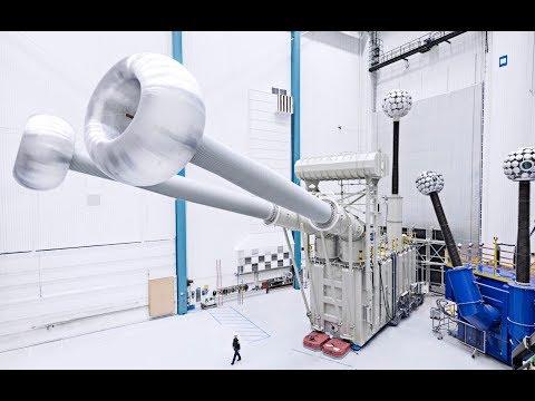 World's first 1100 kV UHVDC transformer passes stringent tests