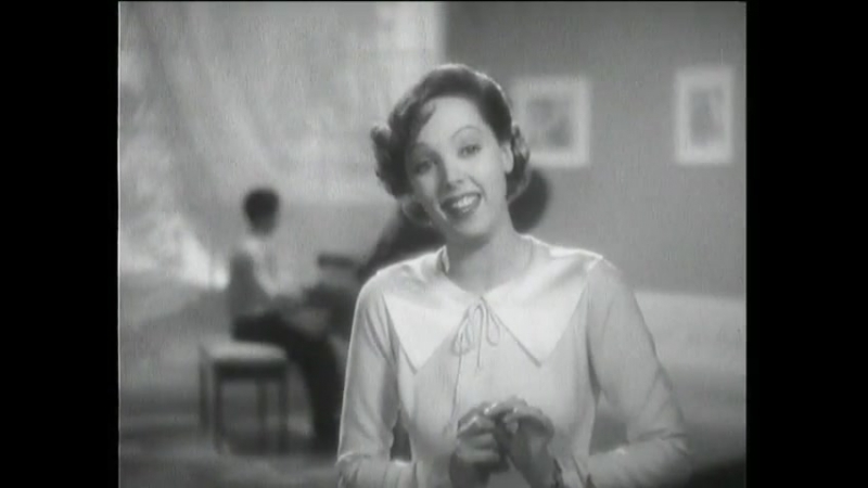 Jessie Matthews Sings and Dances to One of Her Big Hits