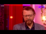 Bjorn's Interview on new ABBA songs (BBC One Show, 2 October 2018)