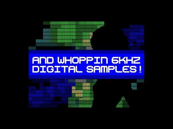 Atarin (noflic) - Techno Lab [zx spectrum AY Music Demo]