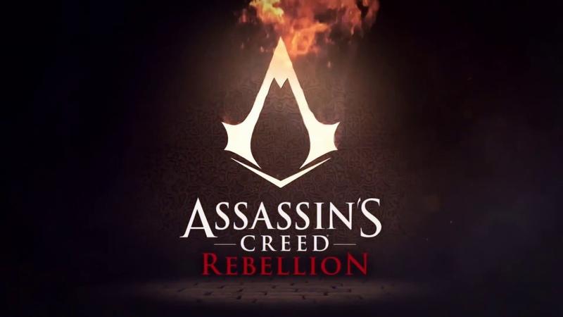 Assassins Creed Rebellion Ubisoft Mobile game trailer