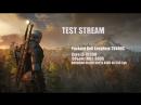 Test stream The Witcher 3: Wild Hunt