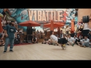 Beatmaster T vs Mikhail All Styles V1 Battle
