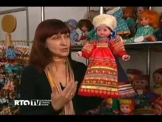 Russian Travel Guide TV - История русской игрушки
